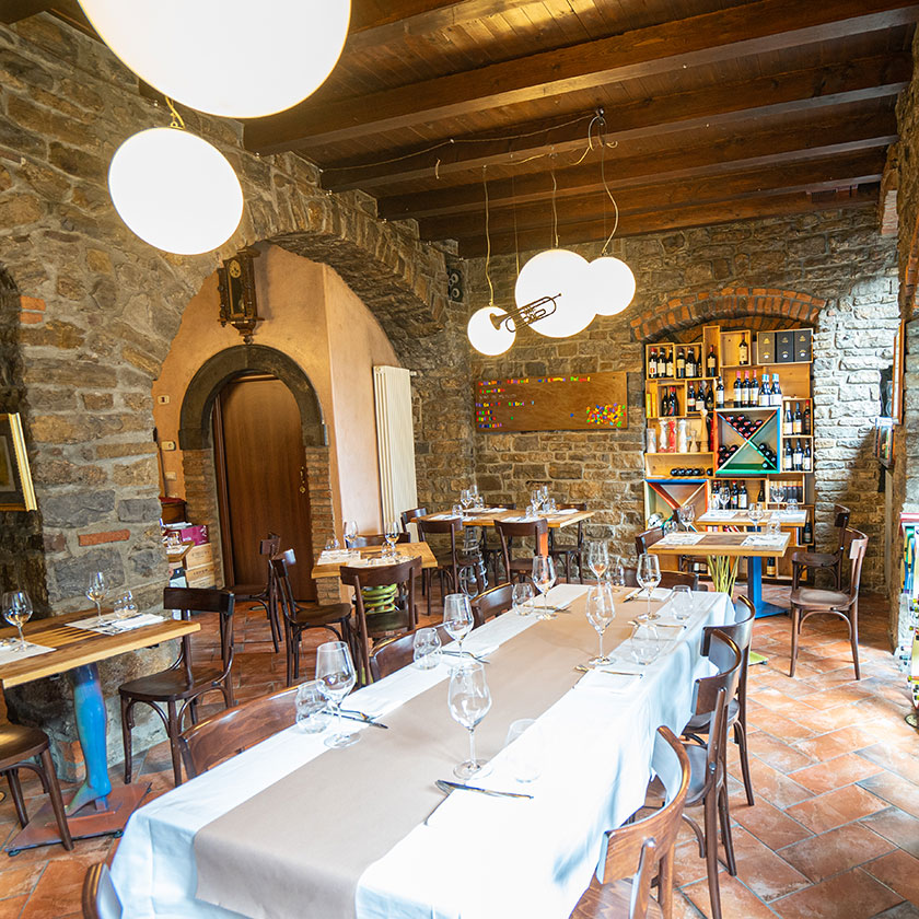 Ristoranti Bergamo la Tana