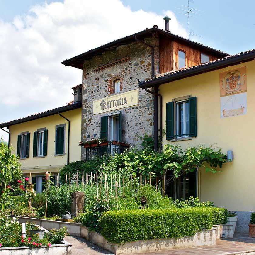 Ristoranti Bergamo Trattoria Visconti