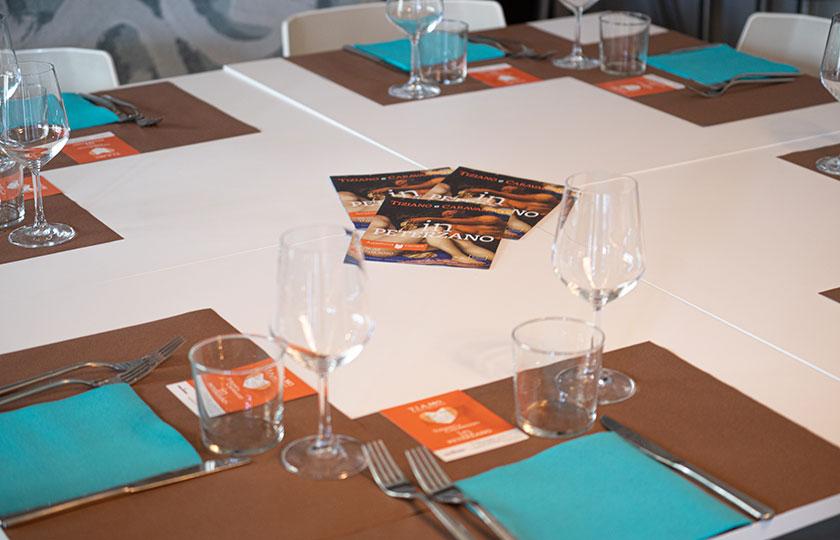 Le Gout tavolo ristoranti bergamo